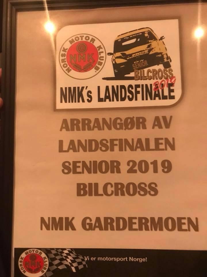 Landsfinale 2019
